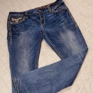 Rock Revival Easy Boot Roselle Jeans